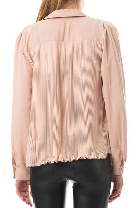 Blouse Vivibelt chemise ml vivi vero moda pret a porter blouse femme
