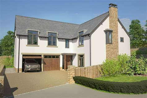 new build 5 bedroom house new build housing ilkley yorkshire wyden developments