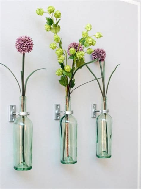 diy vase decor 12 cool diy wine bottle crafts for indoors shelterness