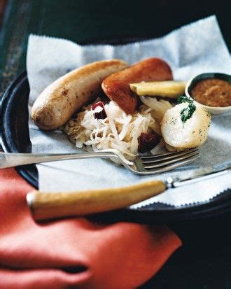 oktoberfest dinner autumn is here and nothing satisfies like sausages and