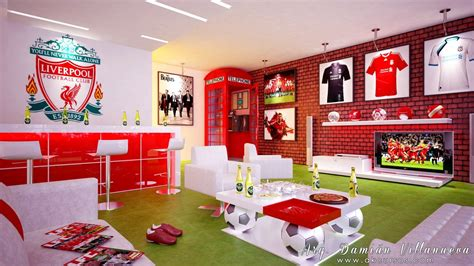 Hockey Wall Mural liverpool room akcursos pinterest arsenal game