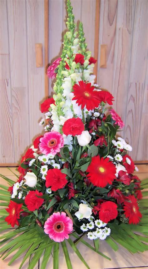 coussin de fleurs deuil coussin de fleurs pour le deuil