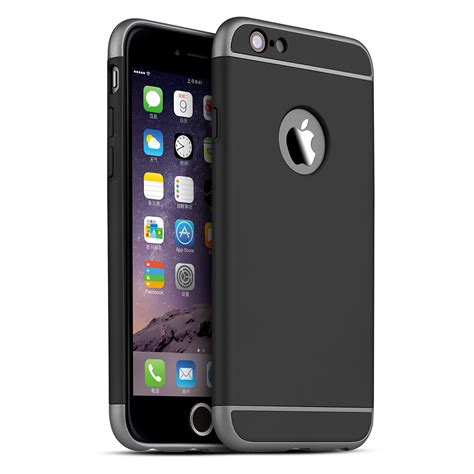 Hardcase Back Cover Original Iphone 6 6s Casing Rearth Ringke Max gummierte schwarz schutzh 252 lle vapiao f 252 r apple iphone