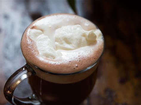 Cocoa Coffee barbajada milanese chocolate coffee drink recipe