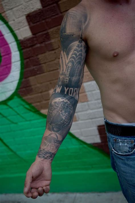 lettering tattoo by bang bang best 25 nyc ideas on skyline