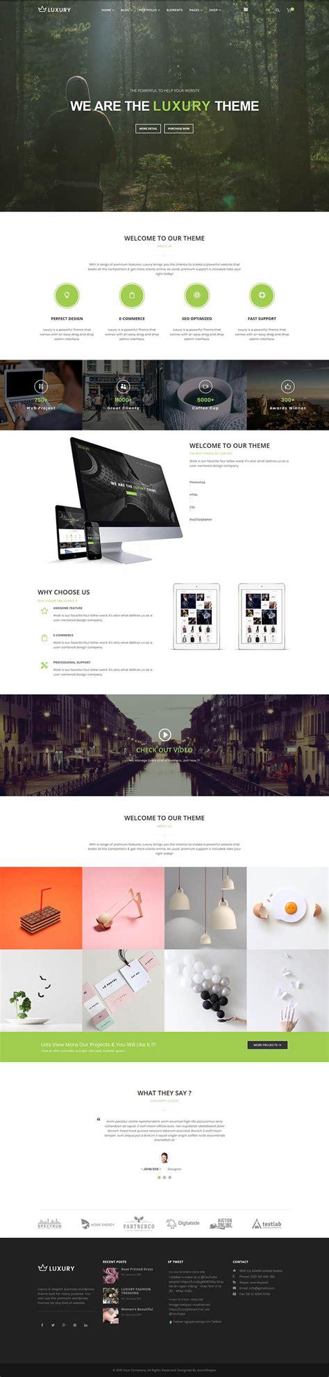 themeforest login template themeforest luxury v1 1 0 18343266 business