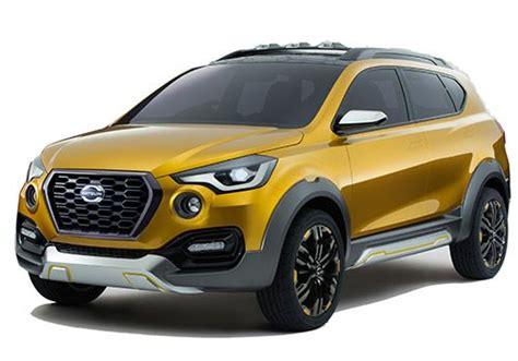 datsun car datsun go cross price launch date in india review