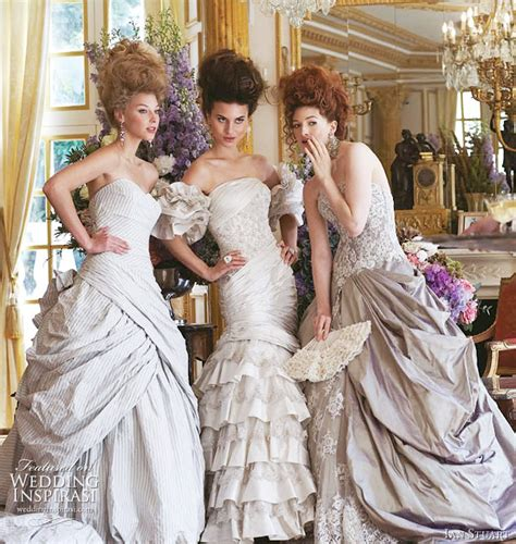 Ian Stewart Wedding Gowns by Ian Stuart Wedding Gowns 2011 Bridal Col マリーアントワネット