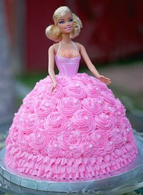 Pastel Kitchen Accessories - barbie birthday cake best images collections hd for gadget windows mac android