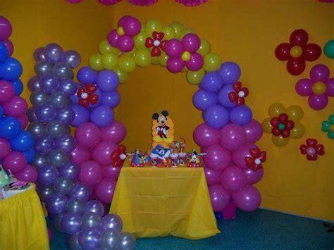 decoracion con globos para tu cumplea 241 os