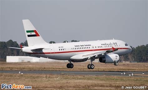 emirates a319 airbus a319 133x cj a6 esh united arab emirates