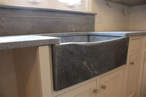 Soapstone Farm Sinks soapstone sinks farmhouse kitchen sinks cincinnati by the studio