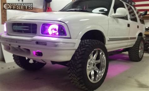 gmc jimmy kits wheel offset 1997 gmc jimmy aggressive 1 outside fender