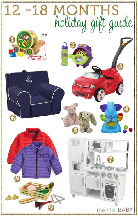 best gifts at 18 months gift guide 2014 12 18 months the wise baby