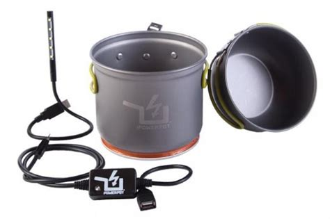 Powerpot V Thermoelectric Generator Pot the powerpot v