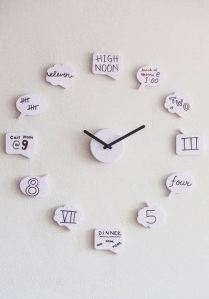 cool clock face for the home pinterest home accessory tumblr instagram pinterest clock funny