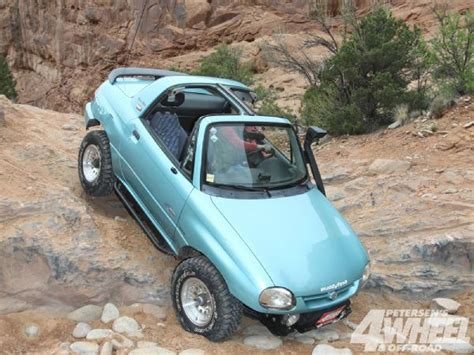 Suzuki X 90 Parts Suzuki Roundup The X 90 4 Wheel Road Magazine