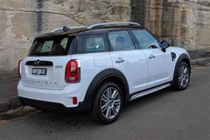 Mini Cooper Suv Mini Countryman Cooper 2017 Review Weekend Test Carsguide