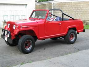 1967 Jeep Commando 1967 Jeepster Commando It S A Jeep Thing