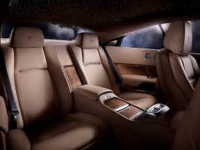 Rolls Royce Wraith Interior Roof