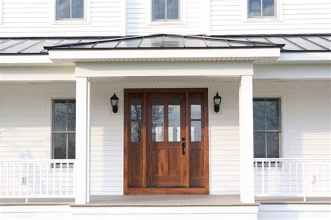 Entryway Door Farmhouse Entry Other By Homestead Farmhouse Exterior Doors