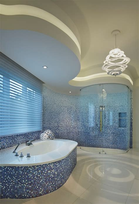 Beauty and luxury ocean inspired bathroom 3988 latest