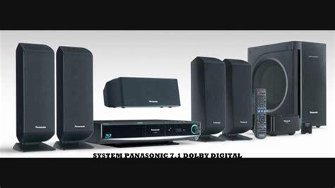 V Audio Surround Panasonic by Dolby Digital Truehd Panasonic Sc Bt100 Master 7 1