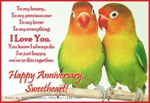 anniversary wishes to husband 365greetings