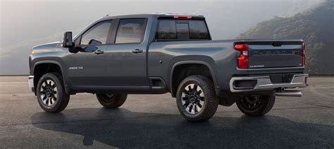 2020 chevrolet truck images chevrolet goes big with the 2020 silverado hd gearjunkie