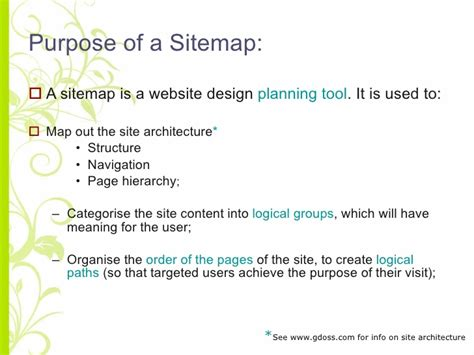 layout website meaning creating a website sitemap