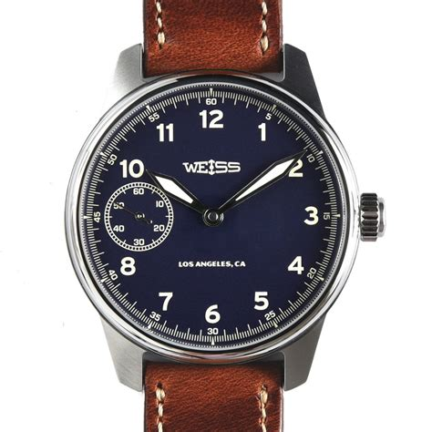 american made field blue weiss company
