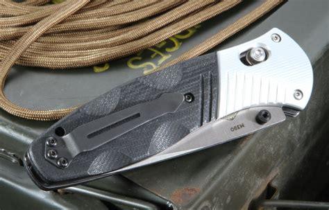 m390 blade steel buy benchmade barrage 581 knife m390 steel free shipping