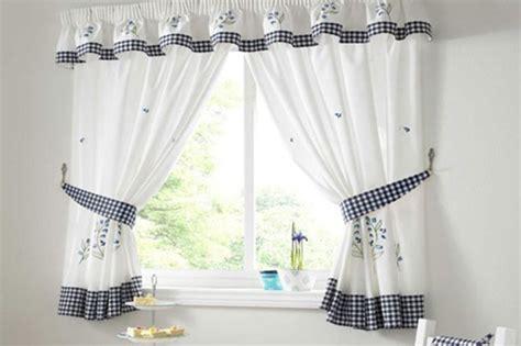 cottage kitchen curtain ideas cottage curtain interior