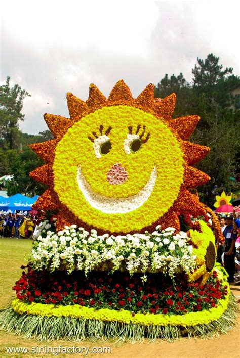 festival new year month of january baguio city baguio flowers clipart clipground