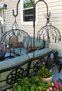 Outdoor Chandelier Solar 20 Crazy Ways To Light Up Your Backyard