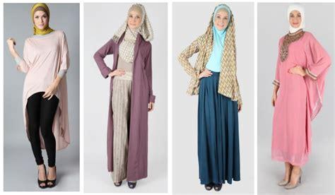 Mode Baju Muslim Trendy Baju Muslim Modern Modis Dan Trendy Model Paling Terbaru