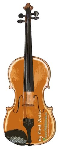 violin template make a cardboard violin free template at fiddleheads ca
