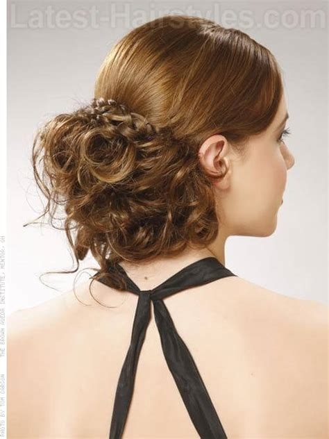 prom hairstyles for brunette hair prom updos pictures and how to s for the best prom updos