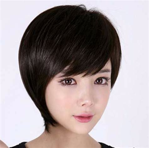 edgy hairstyles for oblong faces fashionable short hairstyles for oval faces women
