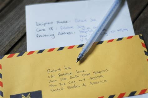 How To Address A Letter Care Of Howsto Co by How To Address Envelopes In Care Of 11 Steps Wikihow