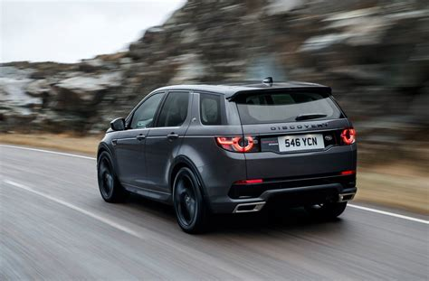 2018 land rover discovery black 2018 land rover discovery sport and range rover evoque get