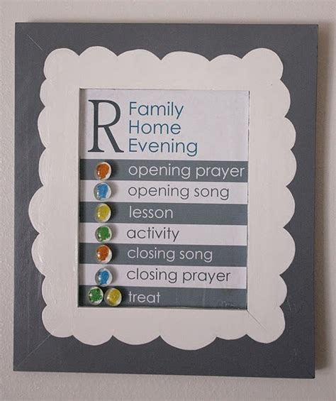 lds family home evening ideas 28 images cook and craft