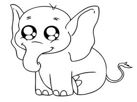 baby animals coloring pages the cute one gianfreda net