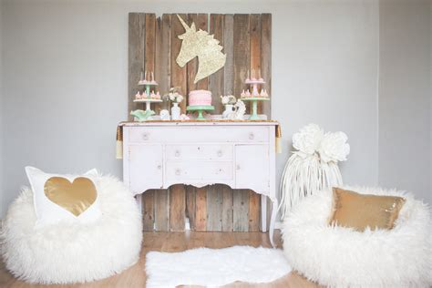 magical unicorn inspired home decor ideas magical vintage unicorn party rustic folk weddings