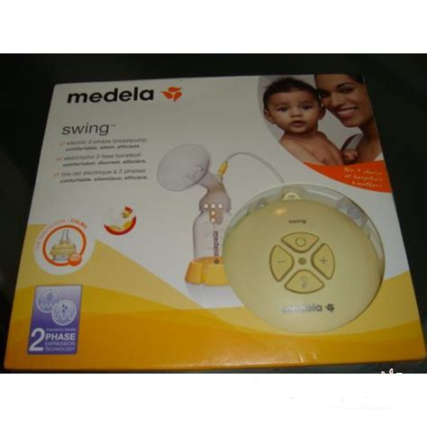 Breastpump Medela Mini Elektrik Pompa Asi Elektrik pompa asi breast medela swing mini electric pigeon manual ibuhamil