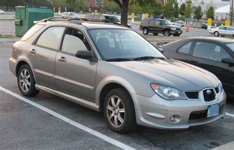 outback subaru sport subaru outback sport photos informations articles