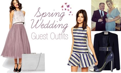 Spring Wedding Guest Outfits   Fashion, Beauty & Style
