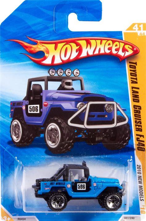 Hotwheels Toyota Jeep wheels icon fj40 photo gallery autoblog
