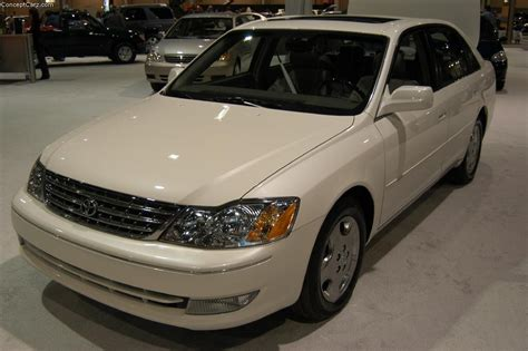 03 Toyota Avalon Auction Results And Data For 2003 Toyota Avalon