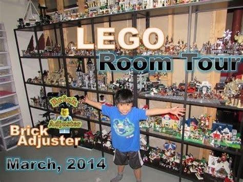 lego room lego room tour brick adjuster march 2014